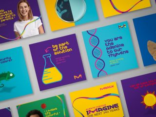 Merck - Social campaigns