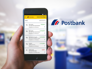 Postbank -  Financial Assistant